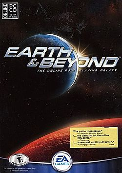 Earth & Beyond cover