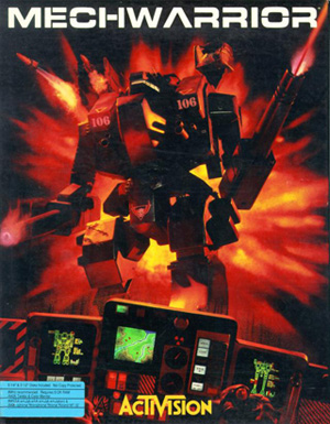 MechWarrior cover