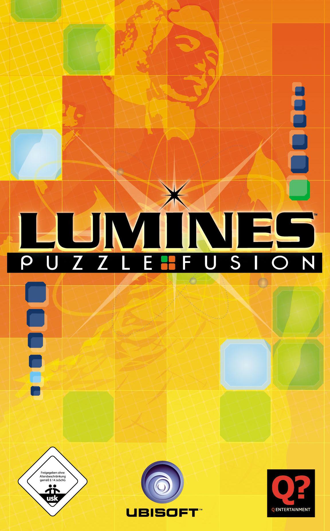 Lumines cover