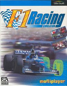 F1 Racing Simulation cover