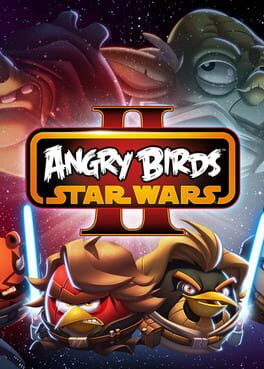 Angry Birds Star Wars II cover