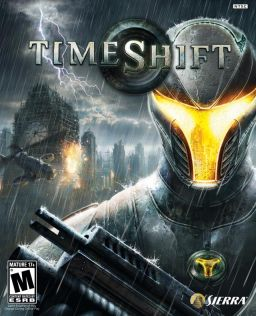 TimeShift cover