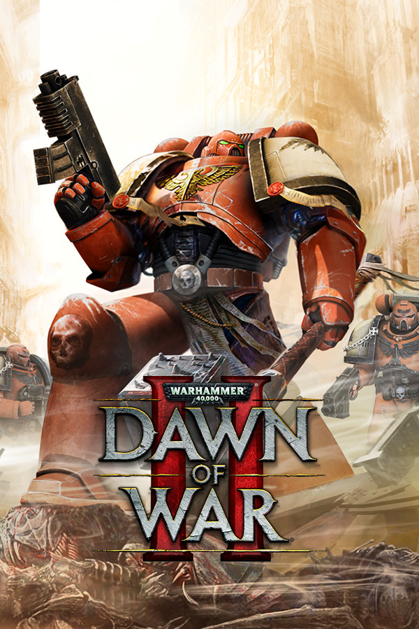 Warhammer 40,000: Dawn of War II cover