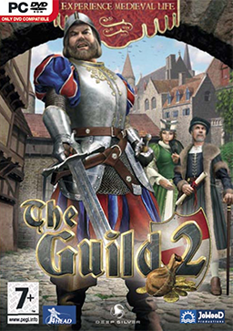 The Guild II cover