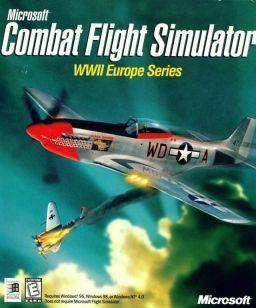 Microsoft Combat Flight Simulator: WWII Europe Series cover