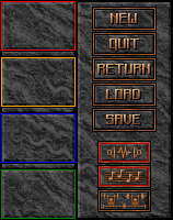 Audio settings (Sound/Music toggles).