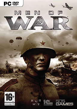 Men of War cover