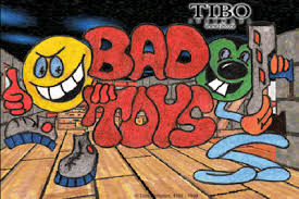 Bad Toys 3D cover