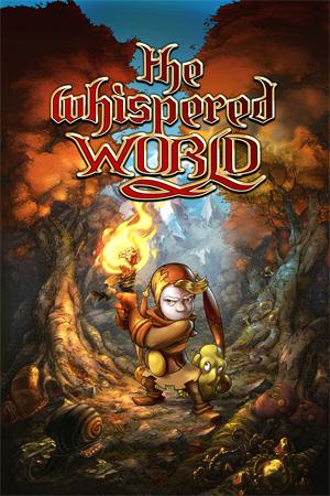 The Whispered World cover