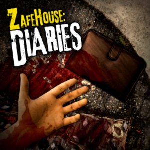 Zafehouse: Diaries cover