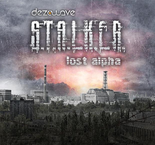 S.T.A.L.K.E.R. - Lost Alpha (2014)