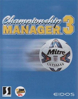 Championship Manager 3 cover