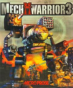 MechWarrior 3 cover