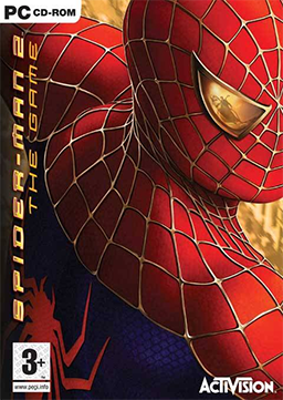 Spider-Man 2: The Game cover