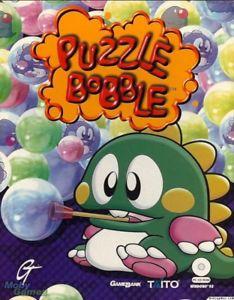 Puzzle Bobble cover