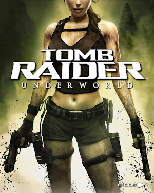 Tomb Raider: Underworld cover
