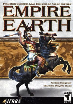 Empire Earth cover