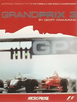 Grand Prix 3 cover