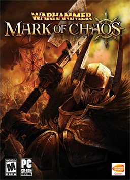 Warhammer: Mark of Chaos cover