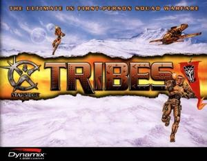 Starsiege: Tribes cover