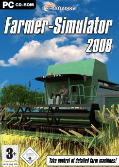 Farming Simulator 2008 cover