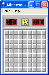 Minesweeper cover