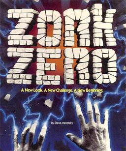 Zork Zero: The Revenge of Megaboz cover