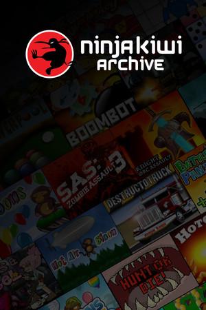 Ninja Kiwi Archive cover
