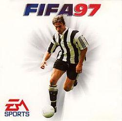 FIFA 97 cover