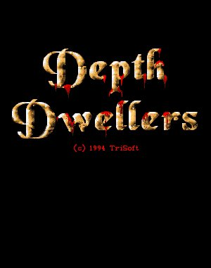 Depth Dwellers cover