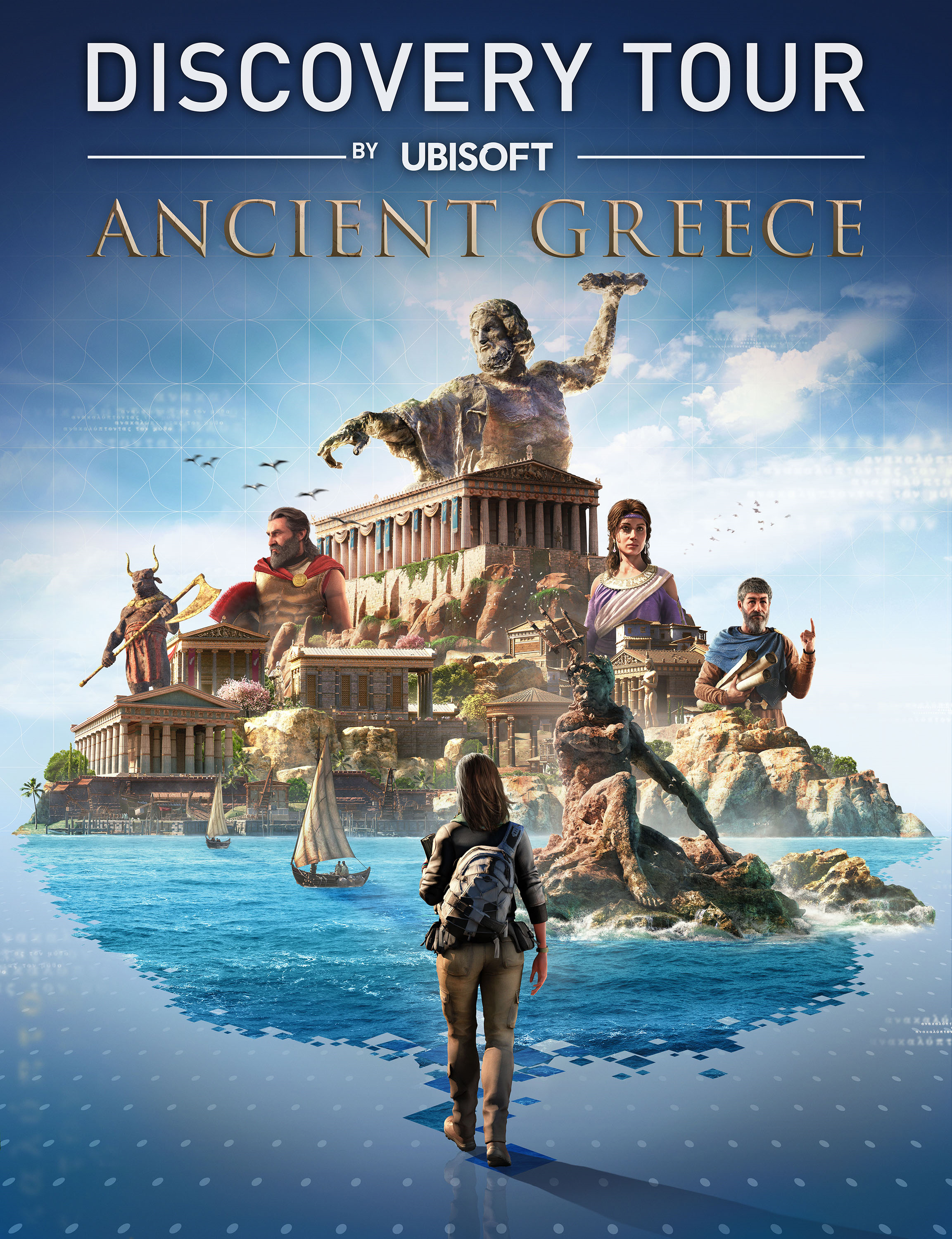 Discovery Tour by Assassin's Creed: Ancient Greece cover