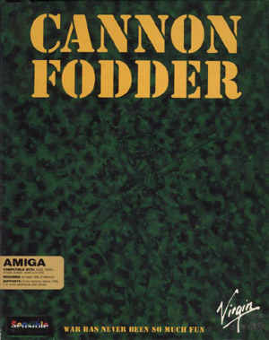 Cannon Fodder cover