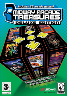 Midway Arcade Treasures Deluxe Edition cover