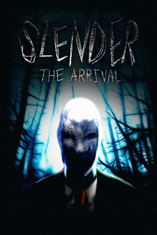 Slender: The Arrival cover