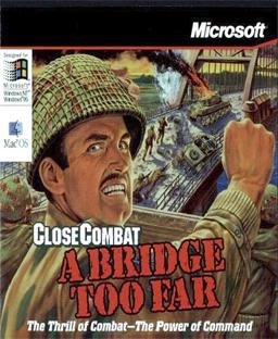 Close Combat: A Bridge Too Far cover