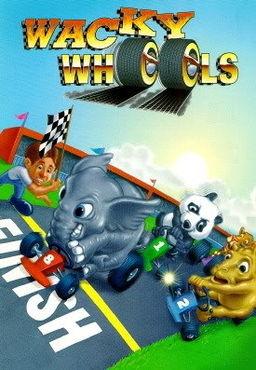 Wacky Wheels cover