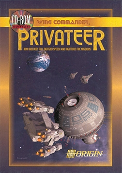 Wing Commander: Privateer cover