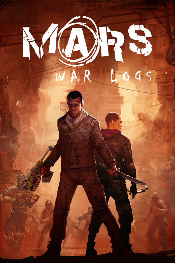 Mars: War Logs cover