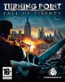 Turning Point: Fall of Liberty cover