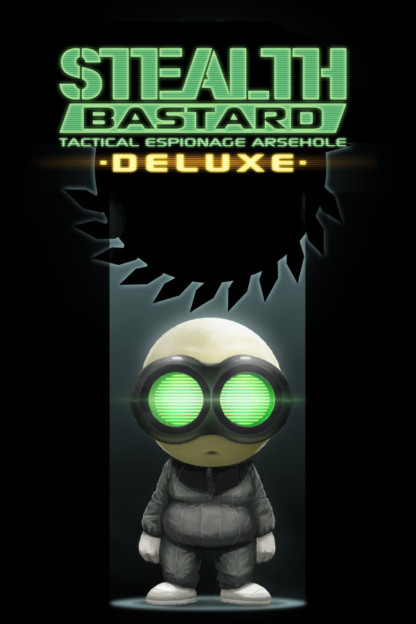 Stealth Bastard Deluxe cover