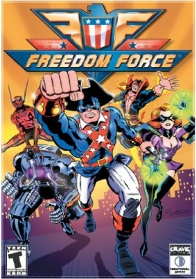 Freedom Force cover