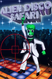 Alien Disco Safari cover