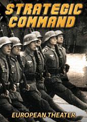 Strategic Command: European Theater cover