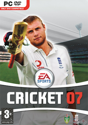 Cricket 07 cover