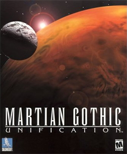 Martian Gothic: Unification cover