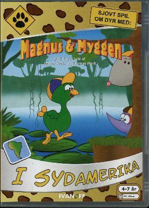 Magnus & Myggen i Sydamerika cover