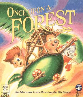 Once Upon a Forest cover