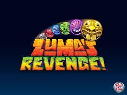 Zuma's Revenge! cover