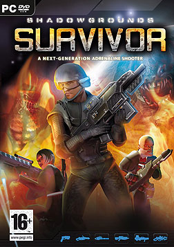 Shadowgrounds: Survivor cover