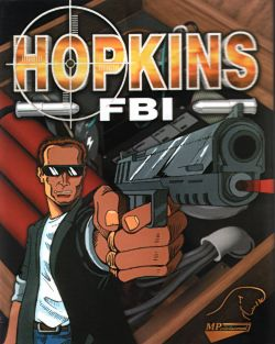 Hopkins FBI cover
